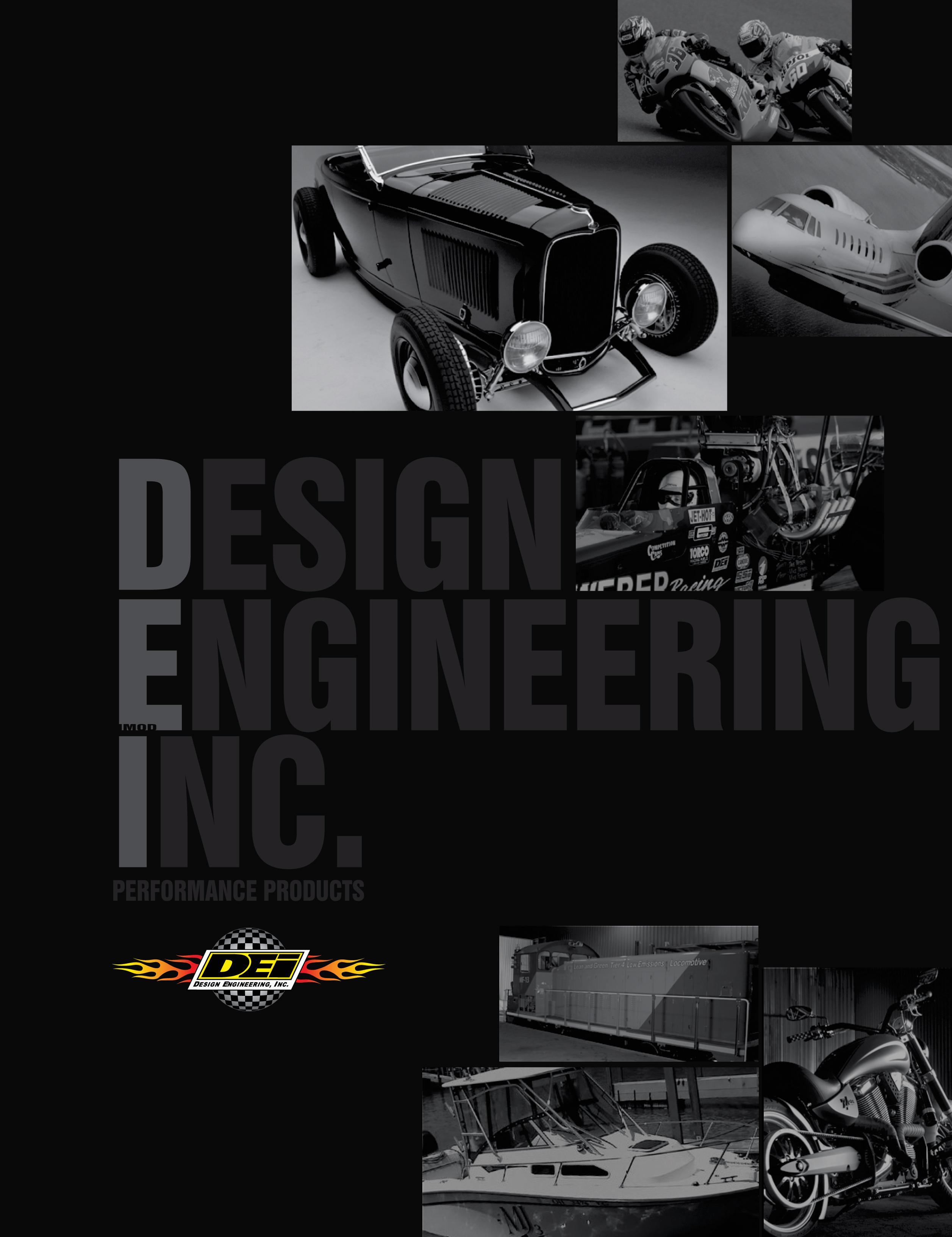 DEI 2014 Catalog Cover