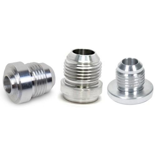 DEEZ Performance Aluminum AN Weld Bungs