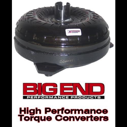 Big End High Performance Torque Converters