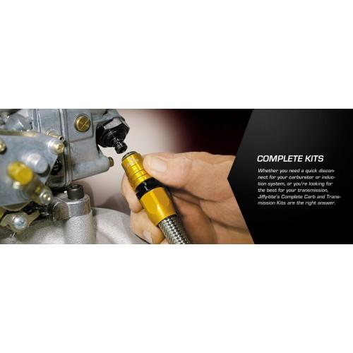 Jiffy-tite Quick Connect Carburetor Kits