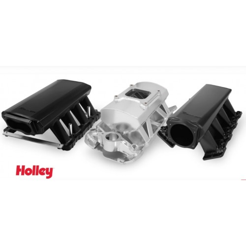 Holley Sniper EFI and Carbureted Sheet Metal Intake Manifolds