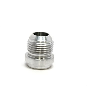 DEEZ Aluminum Weld Bung Male -12 AN