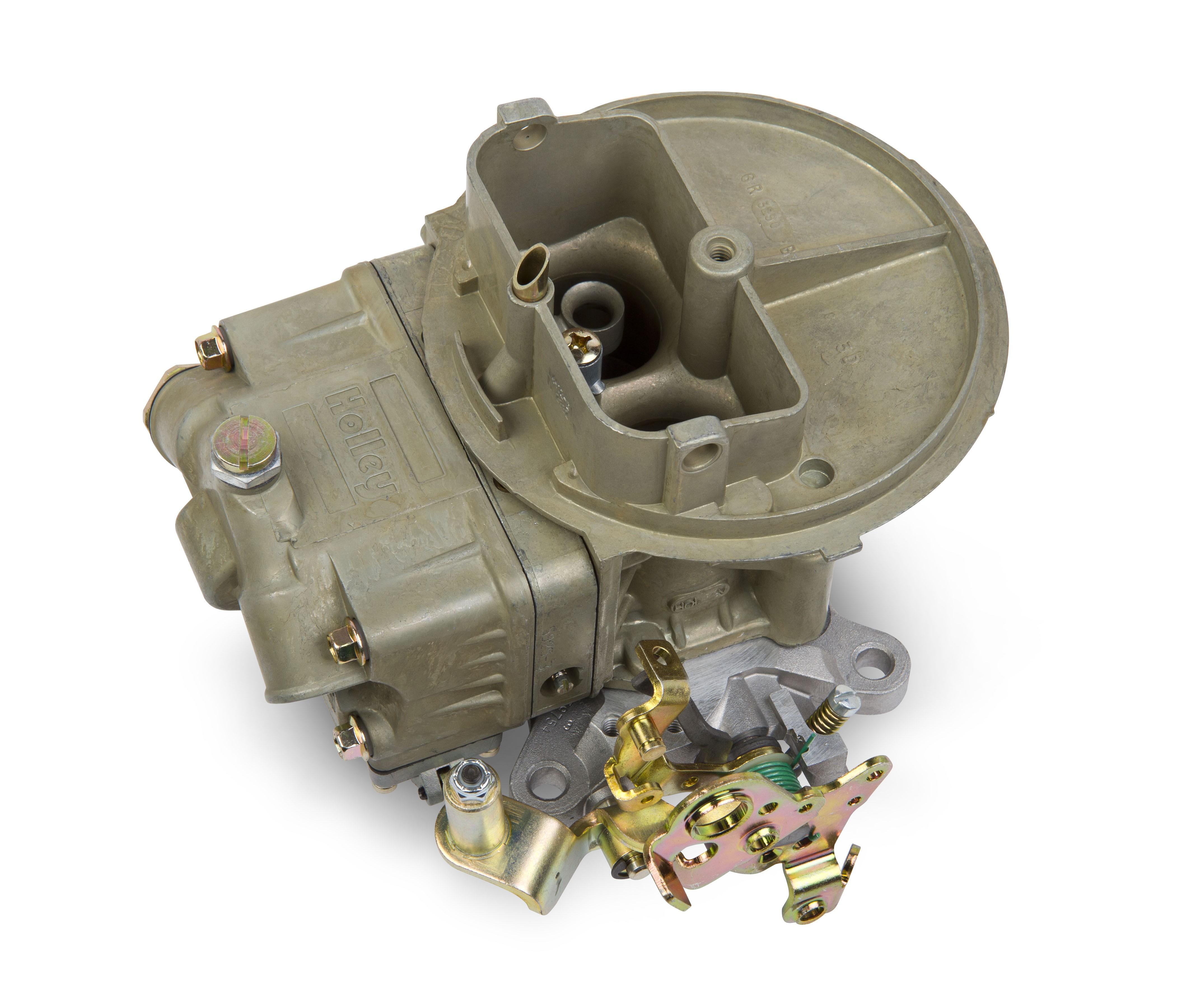 Holley 500 CFM Two Barrel Carburetor Circle Track 0-4412CT
