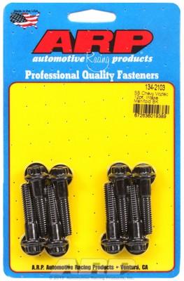 Hex Head Intake Manifold Chromoly ARP 144-2001 Bolts Chrysler,S Black Oxide