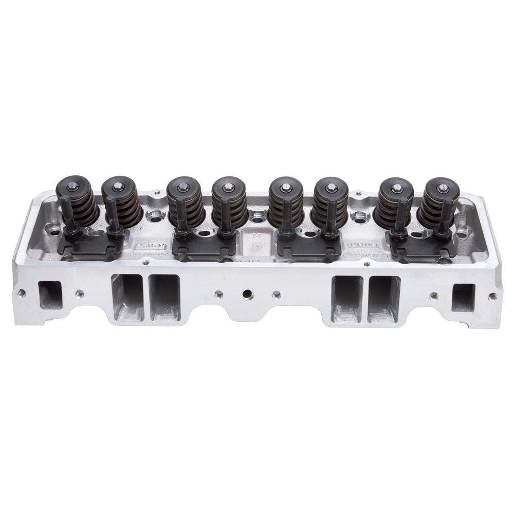 Edelbrock 61905 Performer Lt1 Cylinder Head Chevy 5 7l: Edelbrock Performer Aluminum Cylinder Heads SB Chevy
