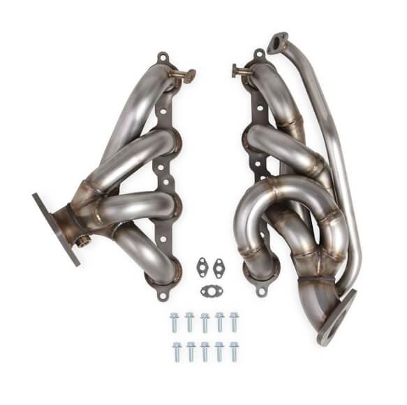 """Hooker BlackHeart Headers 2000 Camaro/Firebird 5.7L V8 1-3/4"""" 304SS Shorty Headers"""