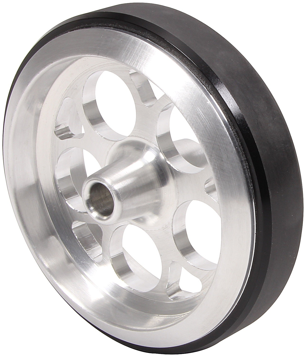 Big End Billet Wheelie Bar Wheels, Hole Style Wheels, each