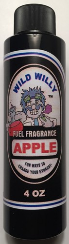 Wild Willy Fuel Fragrance Apple 4 oz