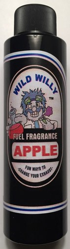 Wild Willy Fuel Fragrance Apple 1 oz