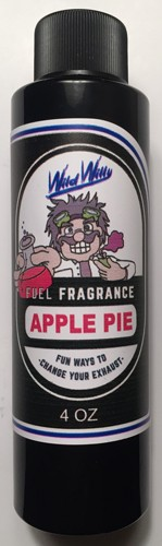 Wild Willy Fuel Fragrance Apple Pie 4 oz