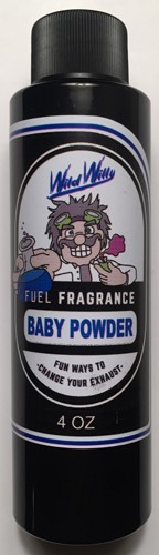 Wild Willy Fuel Fragrance Baby Powder 4 oz