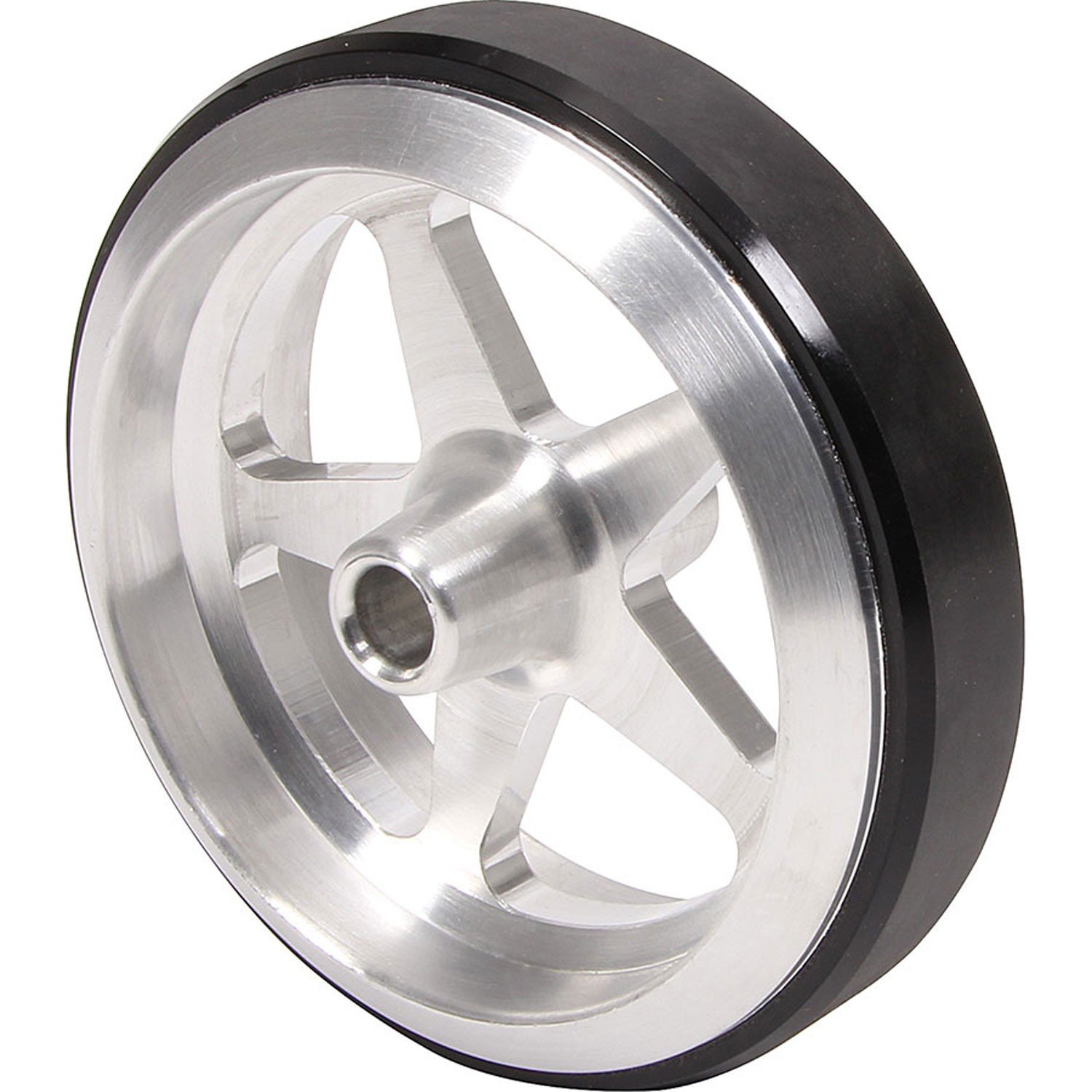 Big End Billet Wheelie Bar Wheels, Star Style Wheels, each