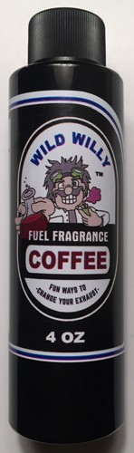 Wild Willy Fuel Fragrance Coffee 4 oz