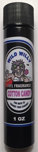 Wild Willy Fuel Fragrance Cotton Candy 1 oz