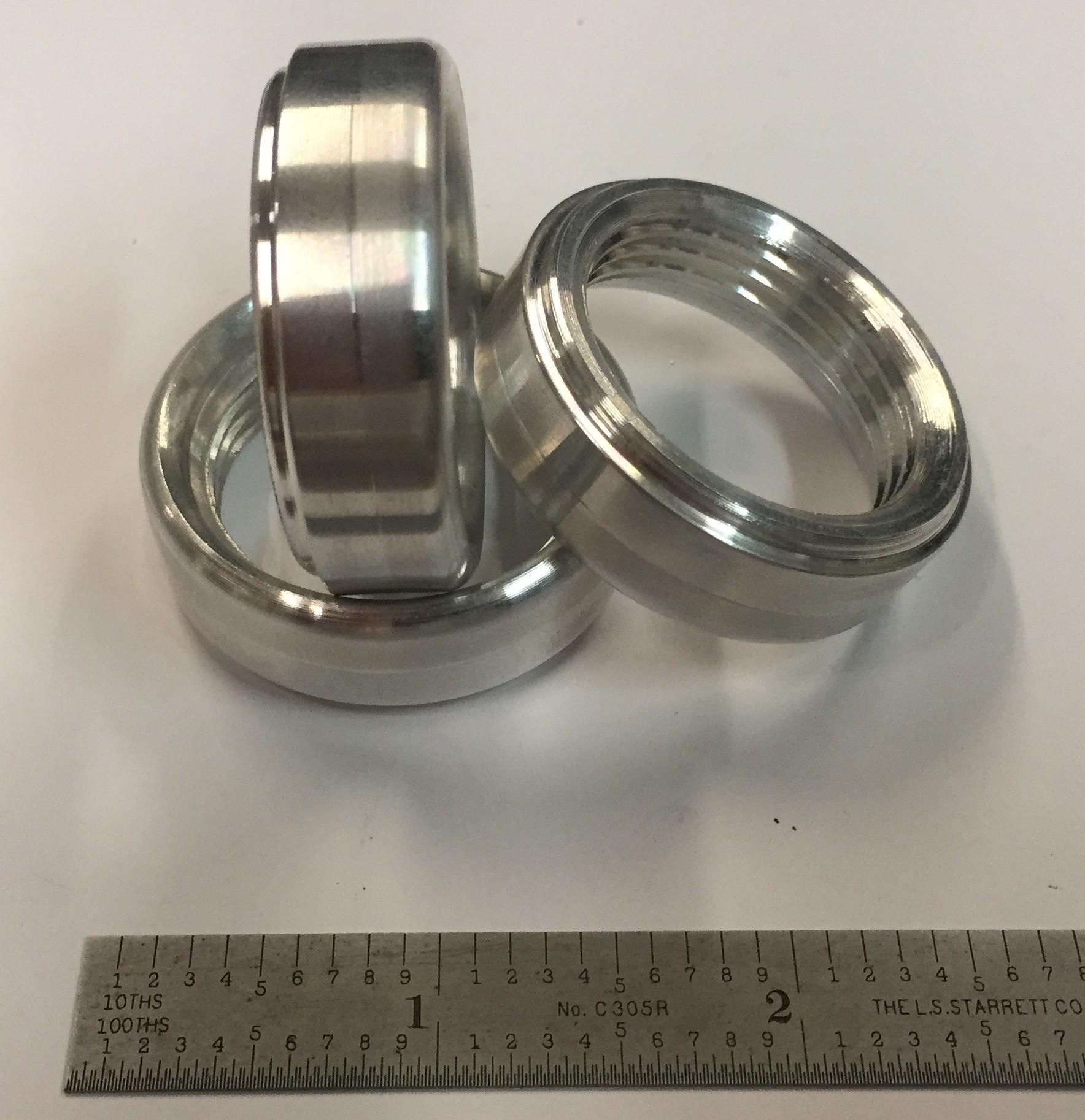 """DEEZ Aluminum Weld Bung 1 5/8"""""""