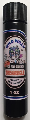 Wild Willy Fuel Fragrance Dreamsicle 1 oz