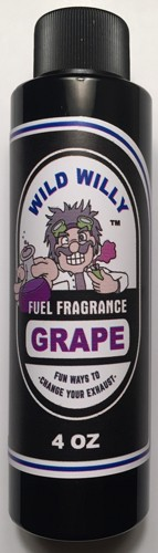 Wild Willy Fuel Fragrance Grape 4 oz