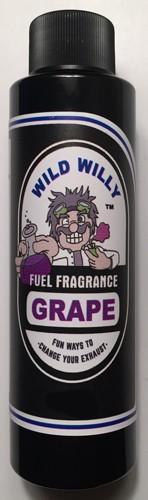Wild Willy Fuel Fragrance Grape 1 oz