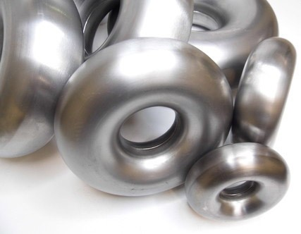 "DEEZ Performance Stainless Steel Donut 2 1/8"""
