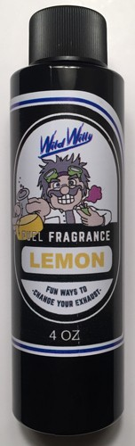 Wild Willy Fuel Fragrance Lemon 4 oz
