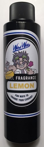 Wild Willy Fuel Fragrance Lemon 1 oz