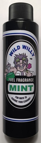 Wild Willy Fuel Fragrance Mint 1 oz