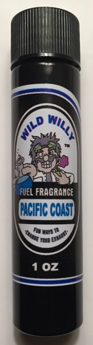 Wild Willy Fuel Fragrance Pacific Coast 1 oz