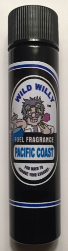Wild Willy Fuel Fragrance Pacific Coast 4 oz