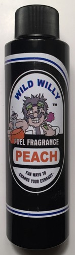 Wild Willy Fuel Fragrance Peach 1 oz