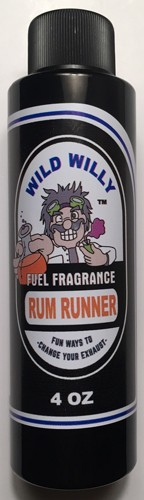 Wild Willy Fuel Fragrance Rum Runner 4 oz