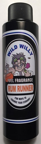 Wild Willy Fuel Fragrance Rum Runner 1 oz