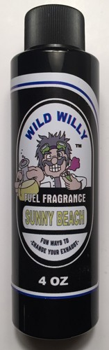 Wild Willy Fuel Fragrance Sunny Beach 4 oz