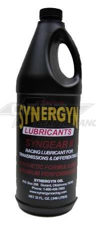 Synergyn Syngear II 12/qt case