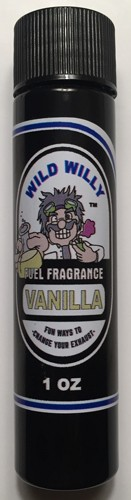 Wild Willy Fuel Fragrance Vanilla 1 oz