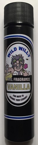 Wild Willy Fuel Fragrance Vanilla 4 oz
