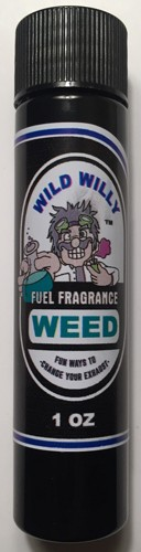 Wild Willy Fuel Fragrance Weed 1 oz