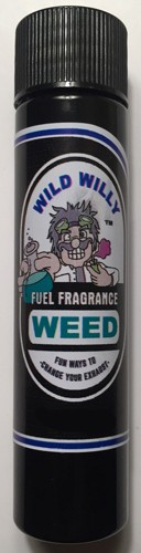 Wild Willy Fuel Fragrance Weed 4 oz