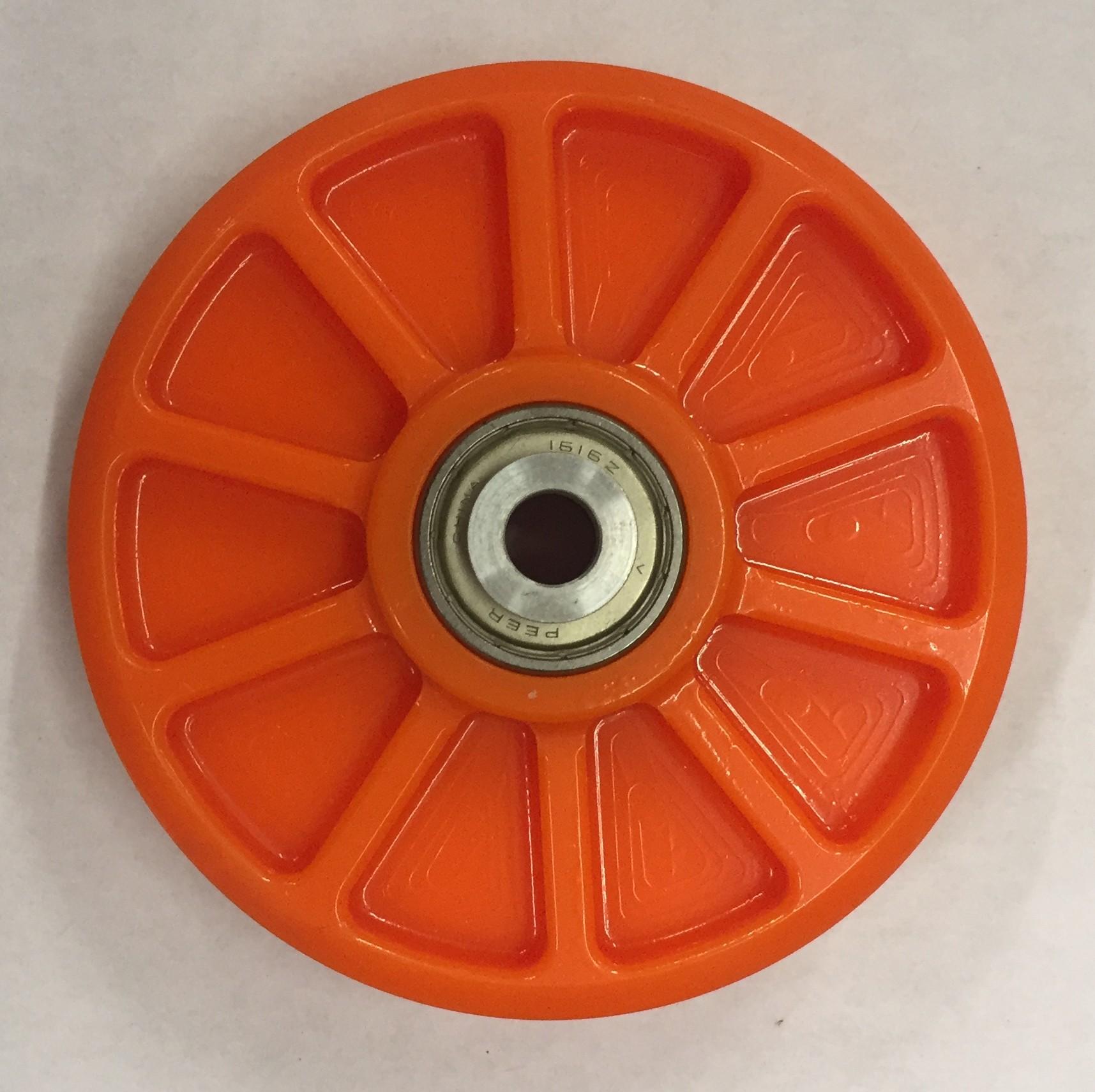 """Wheeleze Bar Wheels Lite 3/8"""" axle bolt x .75"""" Wide"""
