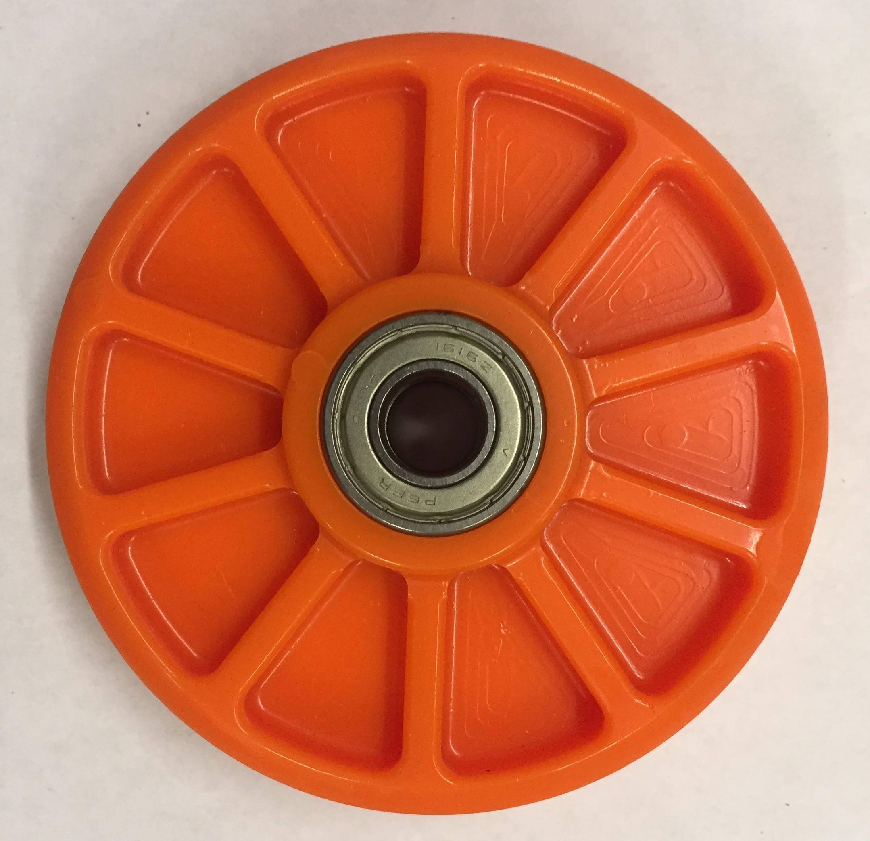 """Wheeleze Bar Wheels Lite 1/2"""" axle bolt x .75"""" Wide"""