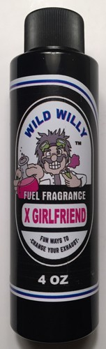 Wild Willy Fuel Fragrance X Girlfriend 4 oz