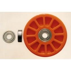 Wheeleze Wheelie Bar Wheels, Wheeleze II, Wheeleze Lite
