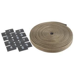 DEI Protect-A-Wire V8 Kit - Titanium 010603