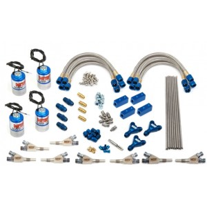 """NOS Dry """"Professional"""" Fogger Two Stage EFI Nitrous System 04472NOS"""