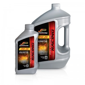 Synergyn SAE 0w20 Performance Oil