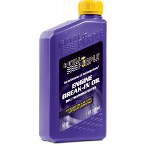 Royal Purple Break In Oil