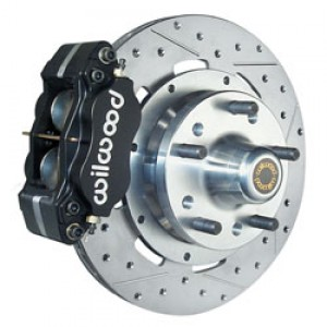 Wilwood Disc Brake Kits For Street and Strip