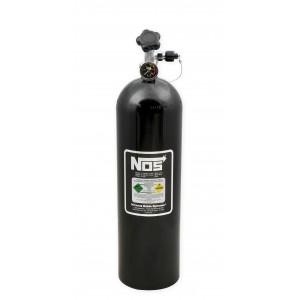 NOS Black 15 LB Bottles