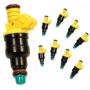 Accel High Performance Fuel Injectors-8 pac