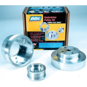 BBK Power-Plus Underdrive Pulley Systems