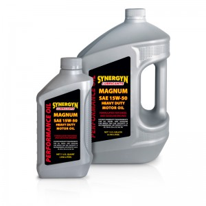 Synergyn Performance Magnum Heavy Duty Premium Motor Oil